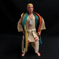 ACTION MAN - JUDO - RARE -  Complete with Rare Leaflet  100% Original from original owner